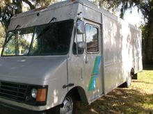 2002 CHEVROLET P-42 STEP VAN