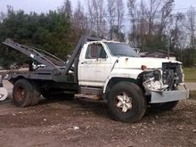 1987 FORD F800