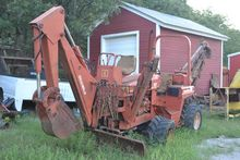 1991 DITCH WITCH 4010DD Trenche