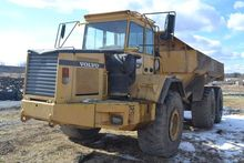 1997 VOLVO A35 6x6 Off-Highway