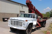 Used 1976 FORD 750 i