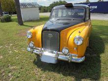 1961 Austin 4 door sedan