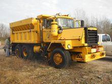 1987 MACK RM611 Dump Truck w/ S