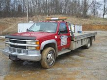 1995 Chevrolet 3500HD Roll Back