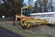 1985 NEW HOLLAND 1116 Swather