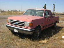 Used 1991 FORD F150