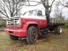 1984 GMC C6000 Single Axle Dump