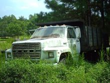 Used 1981 FORD F600