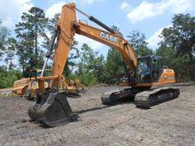 2012 CASE CX250C Excavator