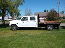 1994 FORD F350XL Superduty