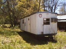 1980 OFFICE TRAILER 12 X 30