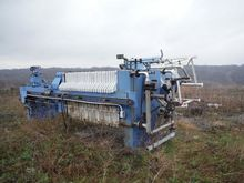 1998 MW WATERMARK FILTER PRESS