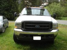 Used 2002 FORD F550