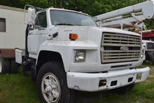 Used 1988 FORD F800