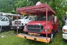 Used 2001 FORD F750X