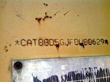 2002 CATERPILLAR D5G LGP