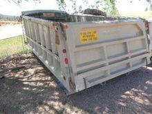 1991 RAVENS 16 Aluminum Dump Bo