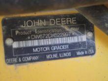 2009 JOHN DEERE 672D