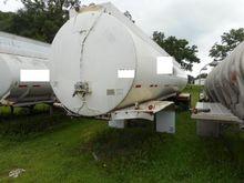 1974 Trail Mobile Semi Tanker