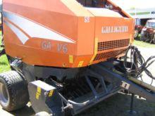 2006 Gallignani GA V6 Round bal