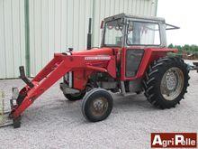 1977 Massey Ferguson 575