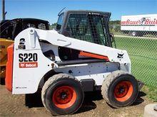 2007 BOBCAT S220