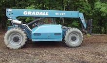 2002 GRADALL G6-42P Forklifts