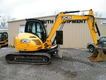2010 Jcb 8085 Mini excavators