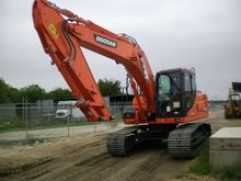 New 2013 Doosan DX18