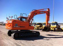 2013 Doosan DX180LC-3 Excavator