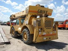 1998 Grove RT-58D Rough terrain