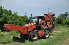 2009 Ditch Witch RT115 Trencher