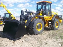 2011 Jcb 426ZX Wheel loaders