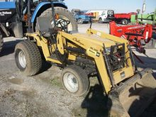 Used Challenger MT25