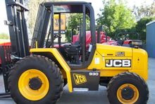 New 2012 Jcb 930 For