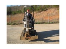 2008 BOBCAT 418 MX Excavators