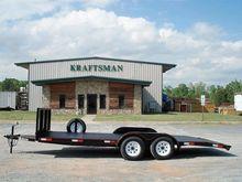 2016 KRAFTSMAN 1 to 2 car haule