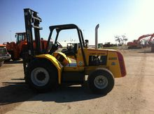 2014 Load Lifter 2214-6D Forkli