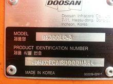 New 2014 Doosan DX30