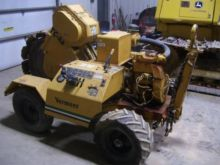 1998 VERMEER TC-4A Trench compa