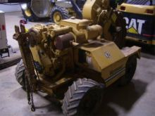1995 VERMEER TC4 Trench compact