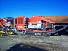 2013 TEREX Finlay J1170 Crusher