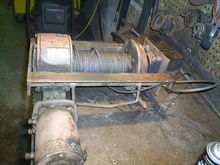 Used 12 Volt Winch a