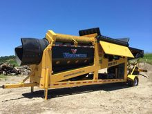 2014 SCM115T EQUIPMENT SCREENER