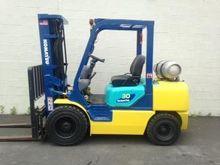 Komatsu FG30HTLS-12 Forklifts