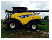 2012 NEW HOLLAND BR7070 Balers
