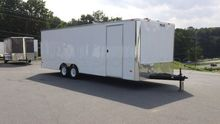 8.5 x 24' Enclosed Trailer Encl