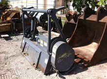 2014 Loftness CCHS933 Mulcher