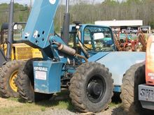 2002 Gradall G6-42P Forklifts