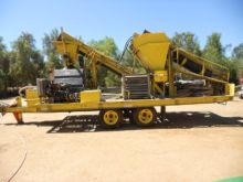 2008 Custom gunite rig EQUIPMEN